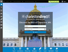 Tablet Preview of charlestondirect.info